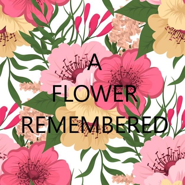 Deze afbeelding heeft een leeg alt-attribuut; de bestandsnaam is a-flower-remembered-1.jpg